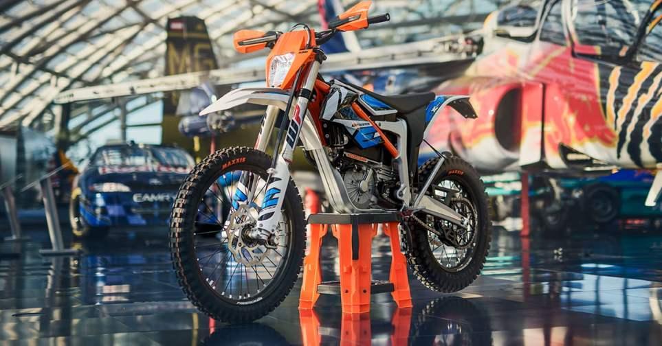 KTM Freeride E-XC Electric Dirt Bike