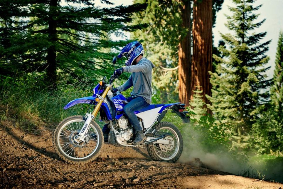 Yamaha WR250R Dual Sport Motorcycle