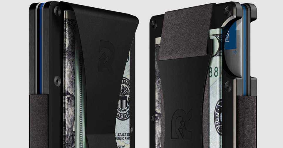 The Ridge Money Clip for Men