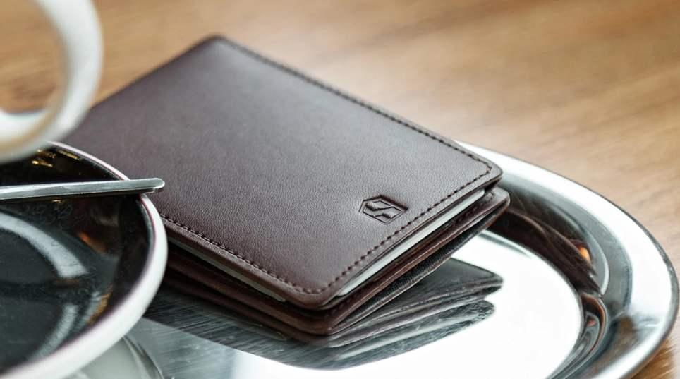 Huskk Card Sleeve Holder With RFID Blocking