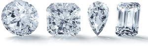 Man-made diamonds_Esquel_shape & cuts