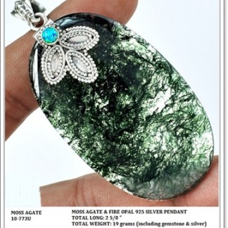 Uniquely_yours_moss agate_fire opal_silver10773U
