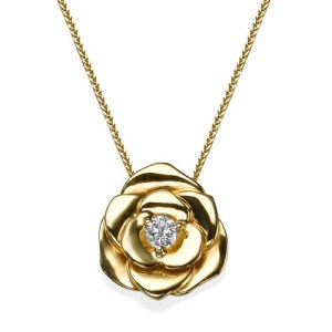 Simulated diamonds_round-H&A-pendant_910058218