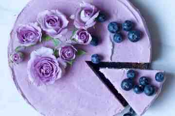 Raw raspberry vegan cheesecake recipe