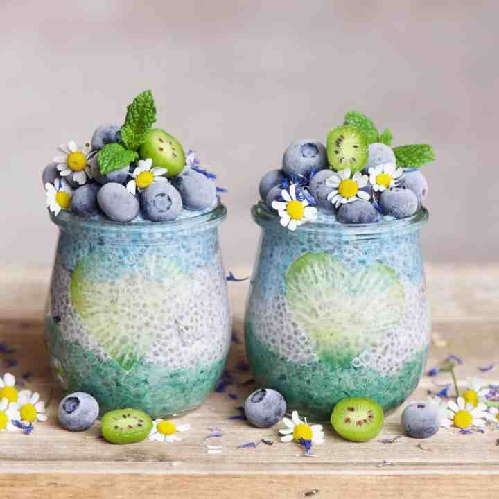 Simple Oceanic Chia Recipe