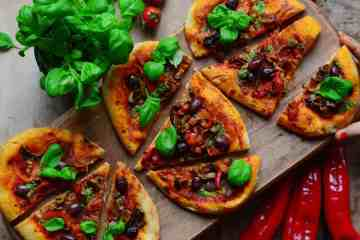 Wicked Kitchen Vegan Pizza