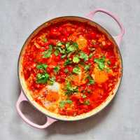 Healthy Easy Shakshuka