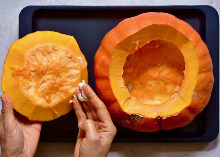 vegan easy pumpkin recipe