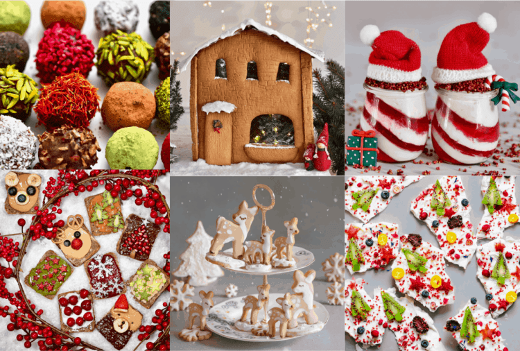 15 christmas recipes