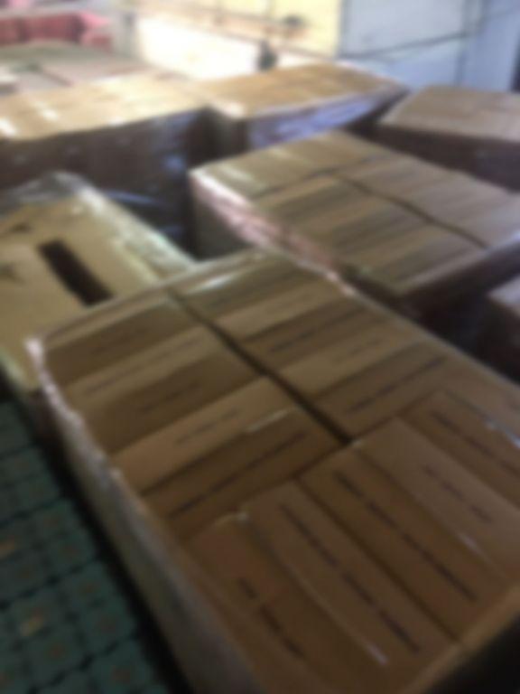Ελευσίνα: 11.000 λίτρα παράνομα αντισηπτικά σε αποθήκη