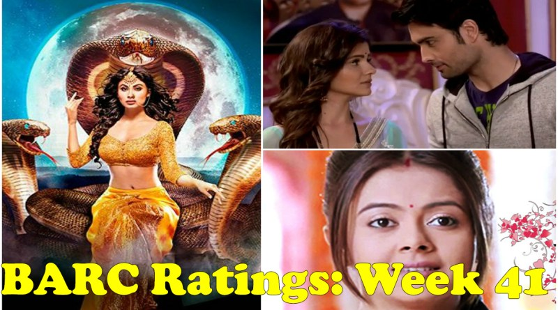Barc Ratings Week 41
