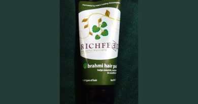 Richfeel Bramhi Hair Pack Review