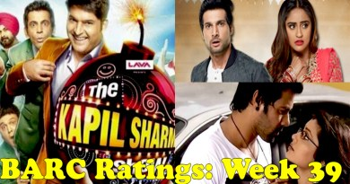 Barc Ratings Week 39