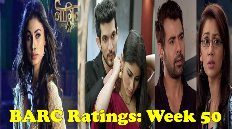 BARC Ratings Week 50