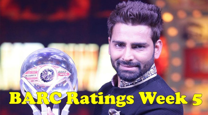 BARC Ratings Week 5