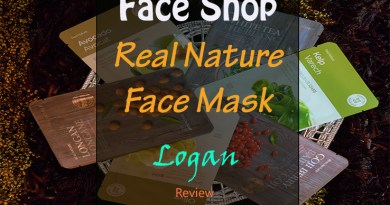 The Face Shop Real Nature Longan Mask Review