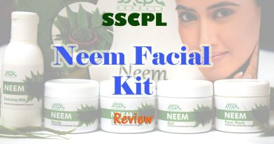 SSCPL Neem Facial Kit Review