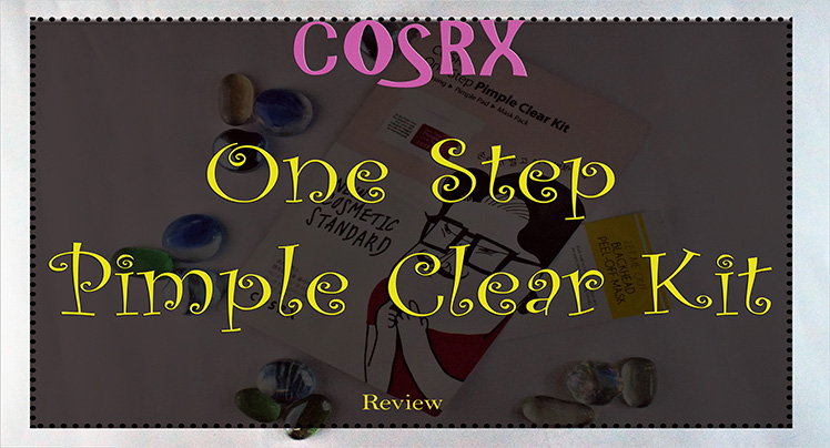 COSRX One Step Pimple Clear Kit Review