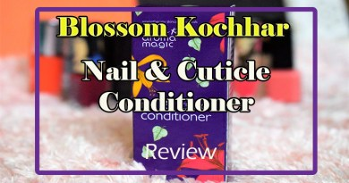 Blossom Kocchar Aroma Magic Nail And Cuticle Conditioner
