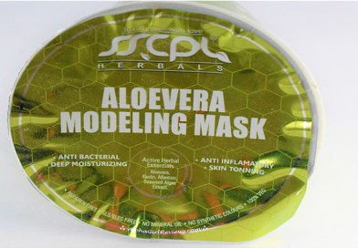 SSCPL Aloe Vera Modeling Mask Review