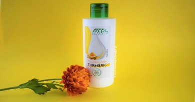SSCPL Turmeric Cleansing Milk Review