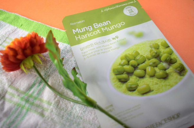Mung Bean Mask Review