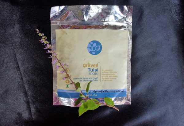 Omved Tulsi Mask Review