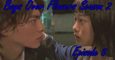 Boys Over Flowers Season 2 Episode 5