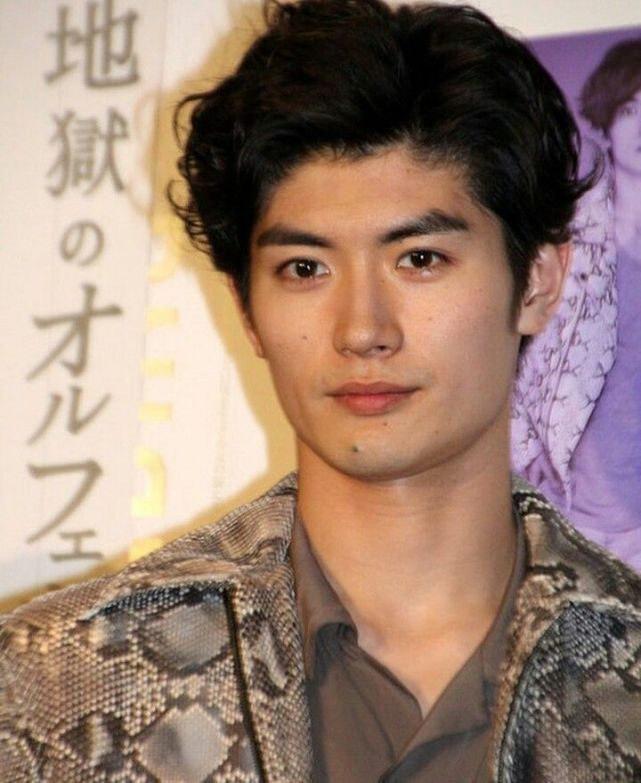 Most Goodlooking Japanese Actor Haruma