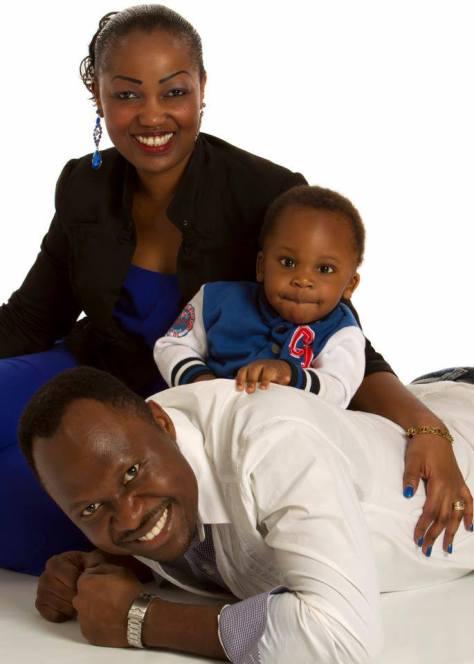 1st Nyongo's family