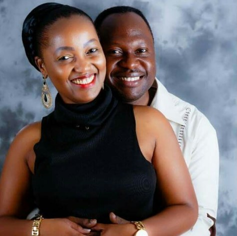 Mr and Mrs Nyongo