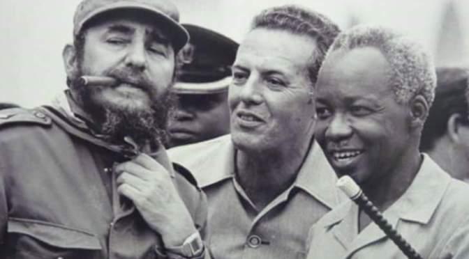 R.I.P Fidel Castrol!