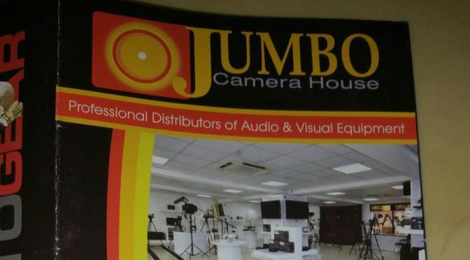 Jumbo Camera House ni duka bora kwa mahitaji yako ya Camera za aina zote!
