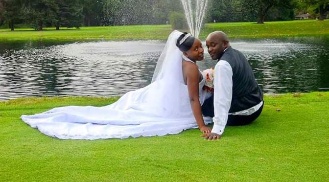 Happy belated 10th anniversary to Mr and Mrs Mndalila!