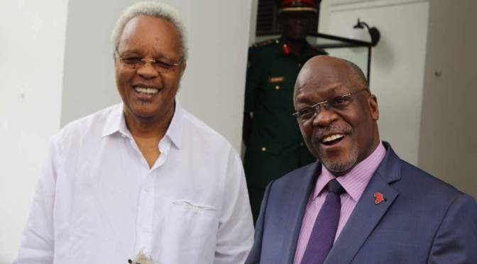 Mh.Edward Lowassa: Amenifanyia siku yangu kuwa njema sana. He has made my day