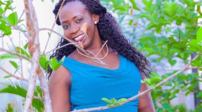Hongera sana Magreth Rhoda Nyasungu!