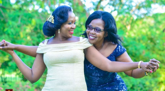 Magreth Nyasungu sendoff party
