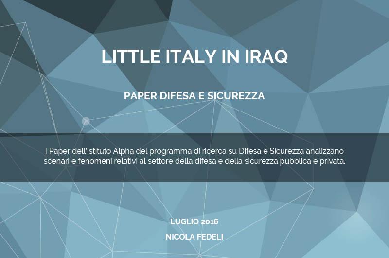 Little Italy in Iraq_Fedeli-1