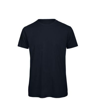 T-shirt maniche corte lavoro uomo colore blu navy