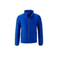 Giacca idrorepellente e antivento colore royal blu