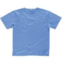 T-shirt antistatica CELESTE