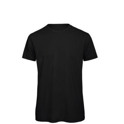 T-shirt maniche corte lavoro uomo colore nero