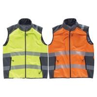 GILET WORKSHELL Alta visibilità-S9231