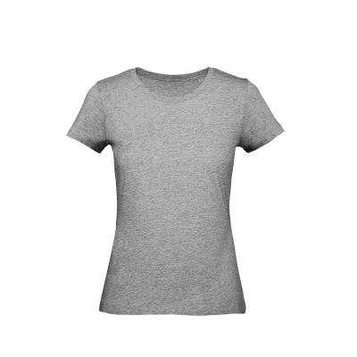 T-shirt maniche corte lavoro donna colore grigio