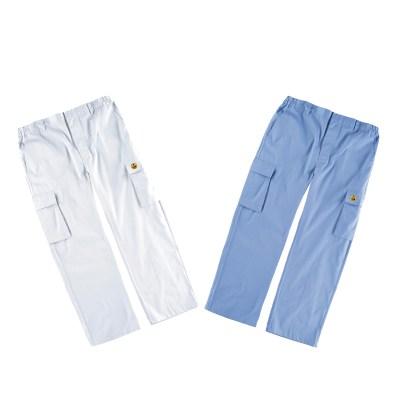 Pantalone antistatico multitasche b1900