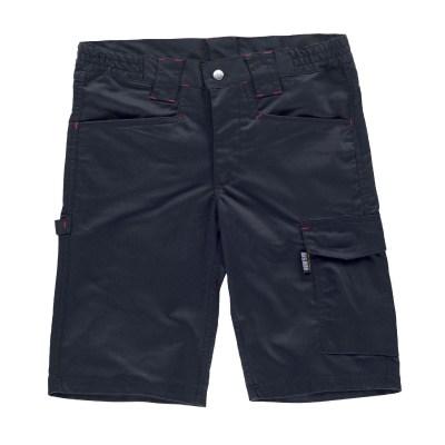 Pantalone corto colore nero