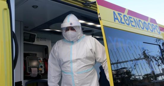 Εκκενώνουν το ICU 1 στο Γενικό Νοσοκομείο Λευκωσίας