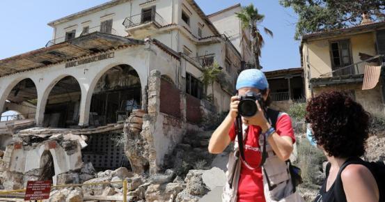 13 στιγμές από το 2020 μέσω του φακού κάμερας της Κάτια Χριστοδούλου