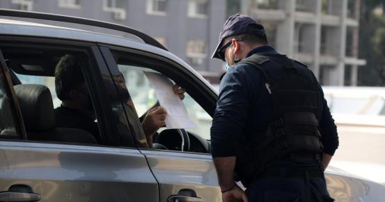 """""""Πολέμησαν"""" 147 πολίτες χωρίς μάσκες SMS και τους πρόστιμο"""