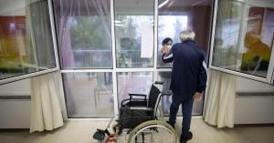 """Ένας 80χρονος ασθενής με κοροναϊό που """"πέθανε"""" την Παραμονή της Πρωτοχρονιάς δεν πέρασε σε εξέταση"""